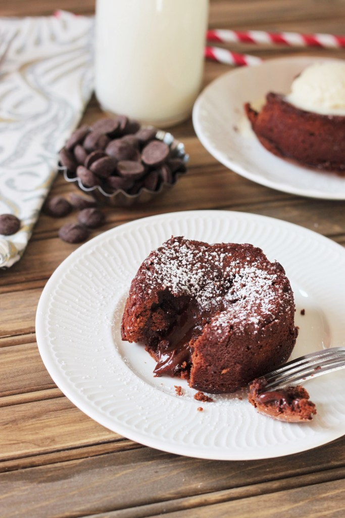 In Advance Chocolate Lava Cake