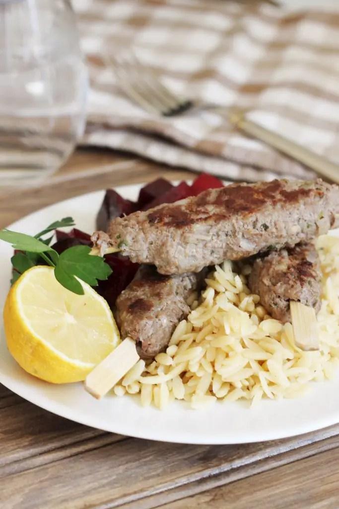 spiced-greek-lamb-kefta-with-lemon-orzo-2