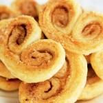 Cinnamon Sugar Palmiers {Elephant Ears}