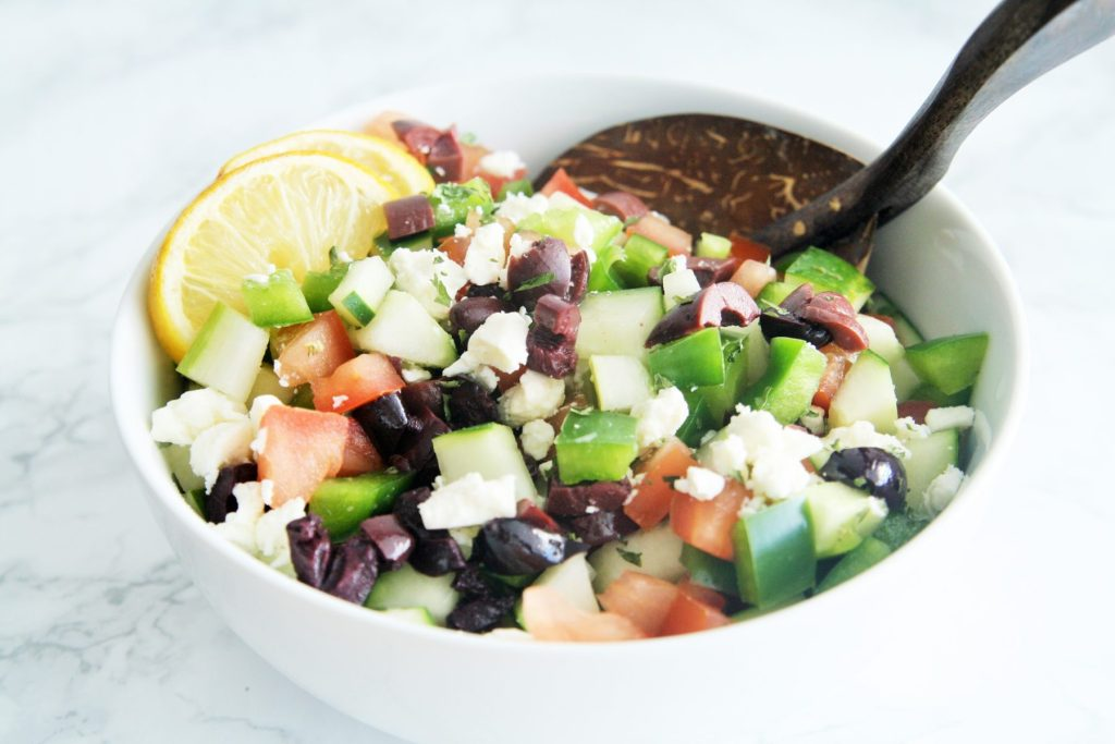 greek-chopped-salad-lemon-vinagrette-4