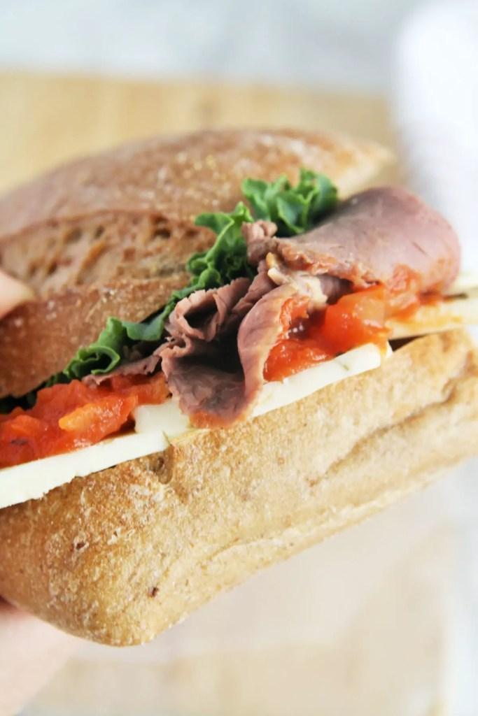 roast-beef-basil-tomato-chutney-sandwich-4