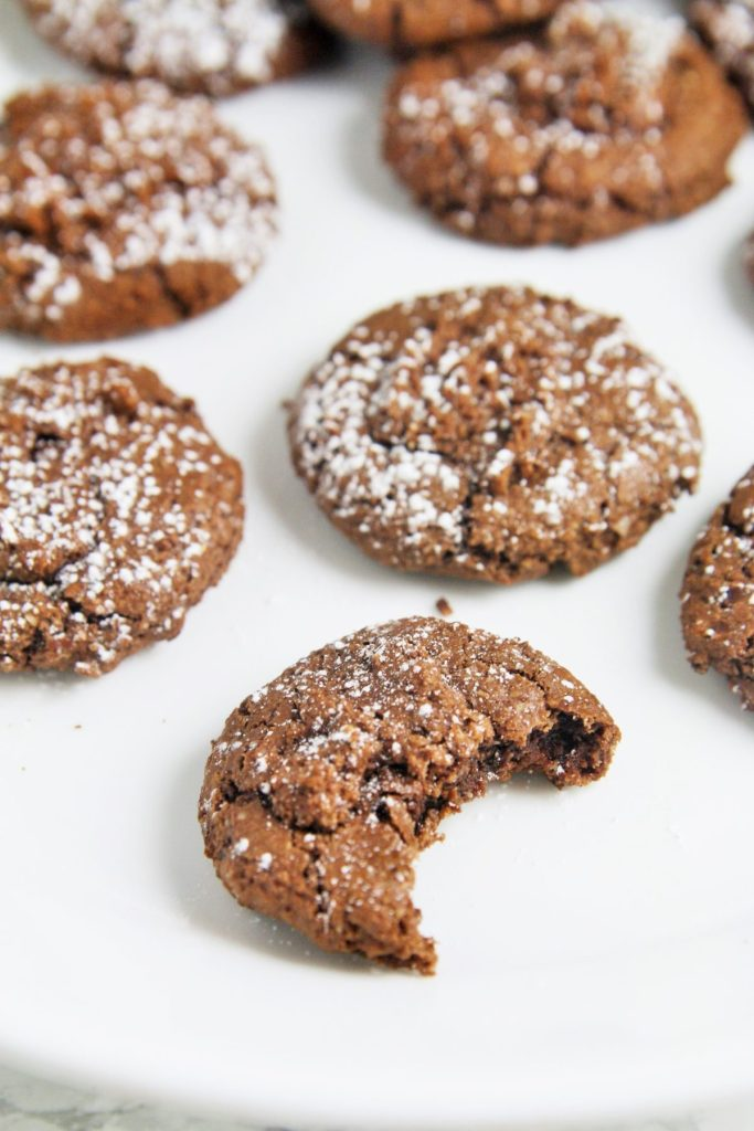 chewy-flourless-chocolate-cookies-3