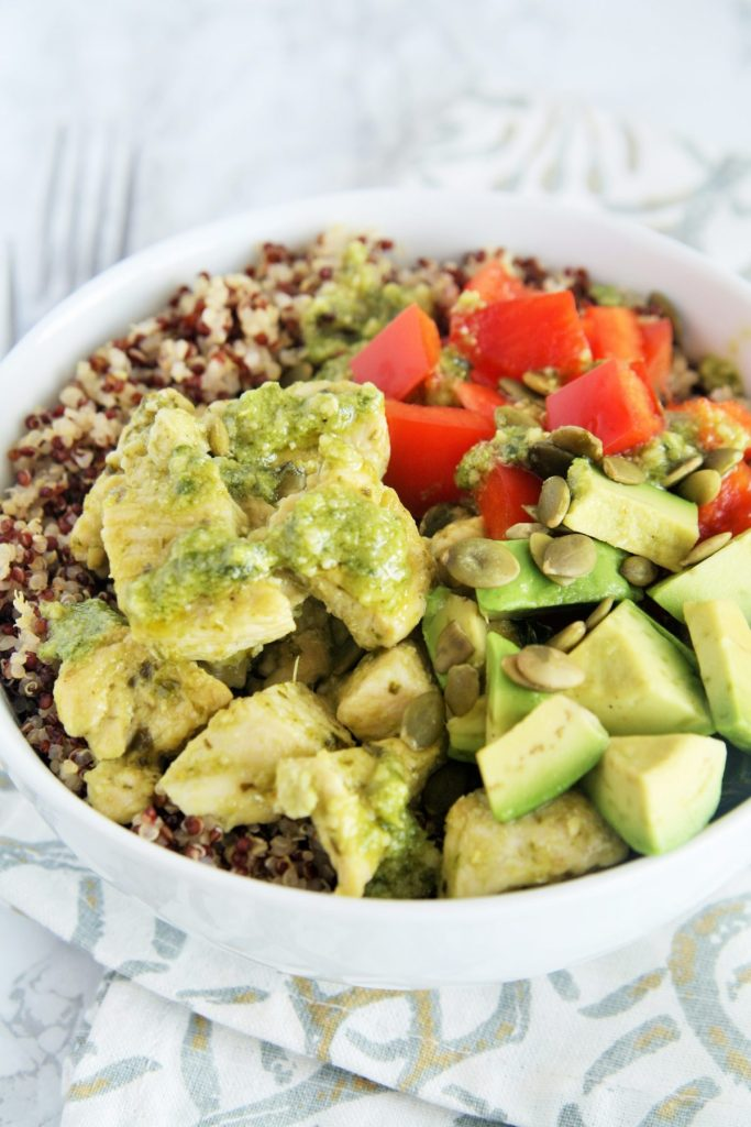 pesto-chicken-quinoa-power-bowl-3
