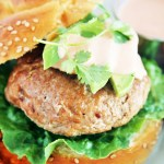 Southwestern Turkey Burgers with Chipotle Aioli