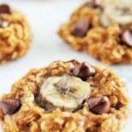 Chunky Monkey Breakfast Cookies