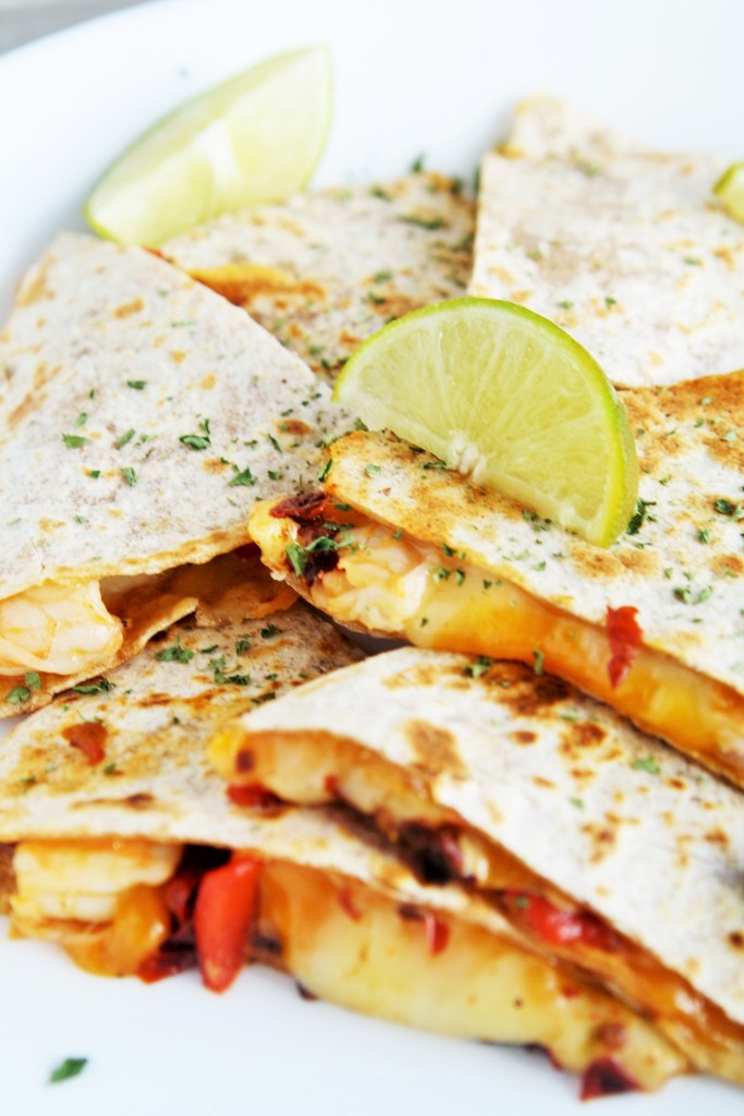 chipotle-shrimp-roasted-pepper-quesadillas-1