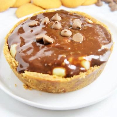 No-Bake Boston Cream Pie