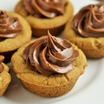 Peanut Butter Chocolate Cookie Cups