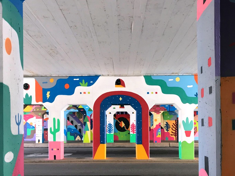 Bricktown OKC Street Art