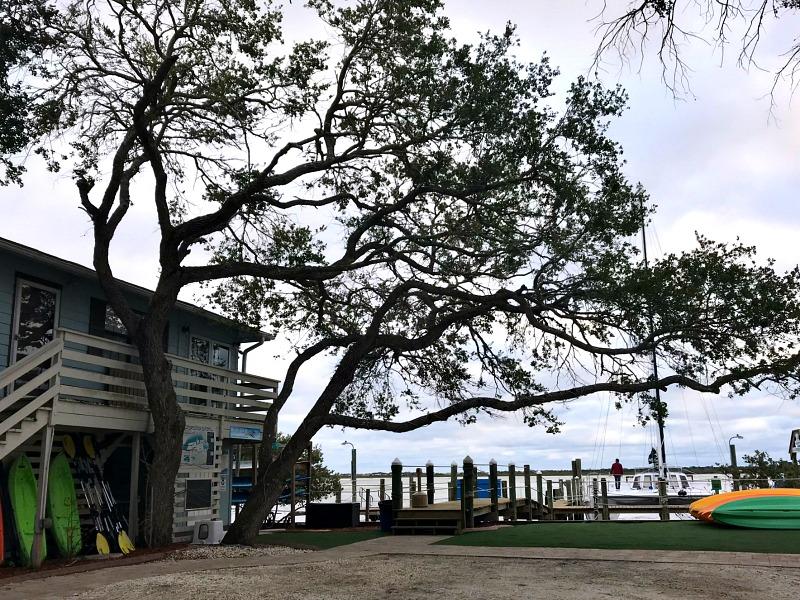 Ponce de Leon boat dock