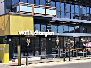 Waffle Champion OKC