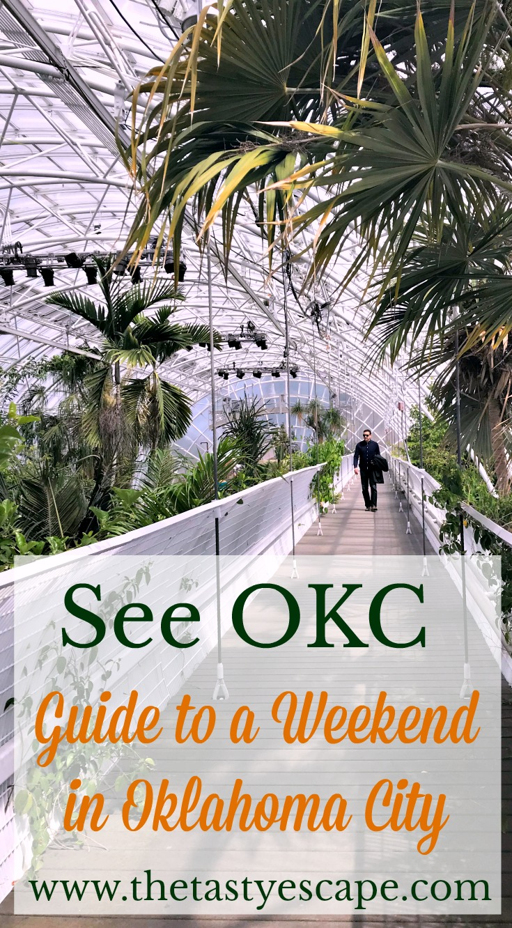 See OKC: Our Guide to a Weekend in Oklahoma City