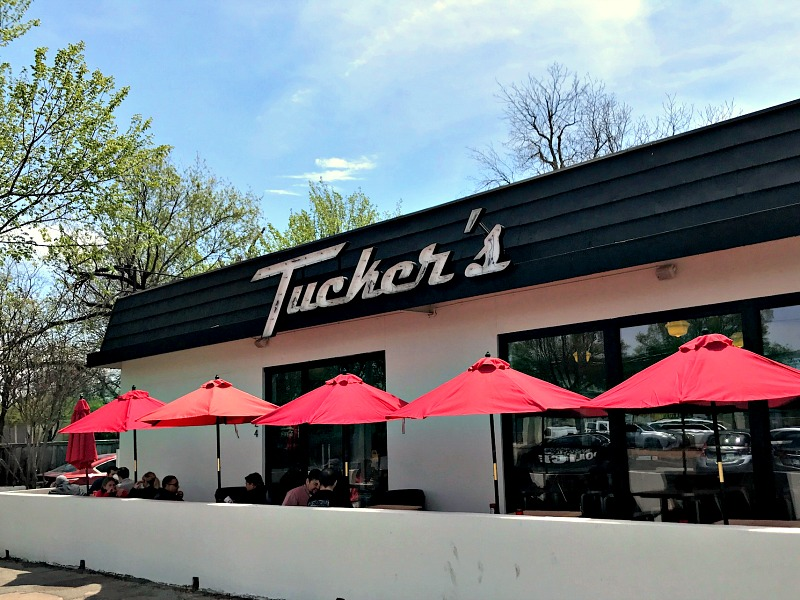 Tucker's Onion Burgers OKC