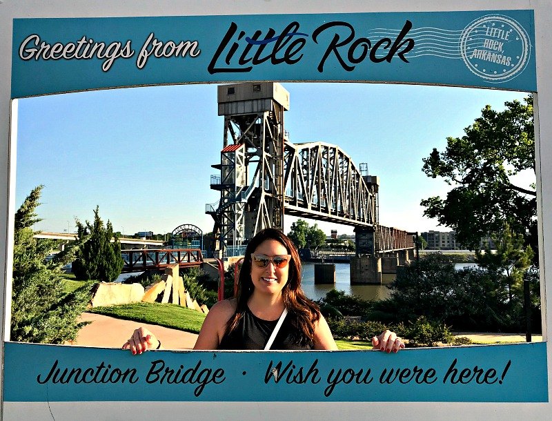 Greetings from Little Rock