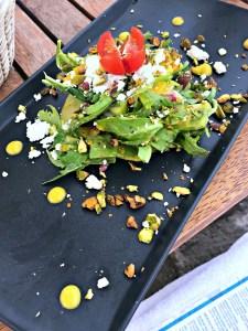El Dorado seasonal salad