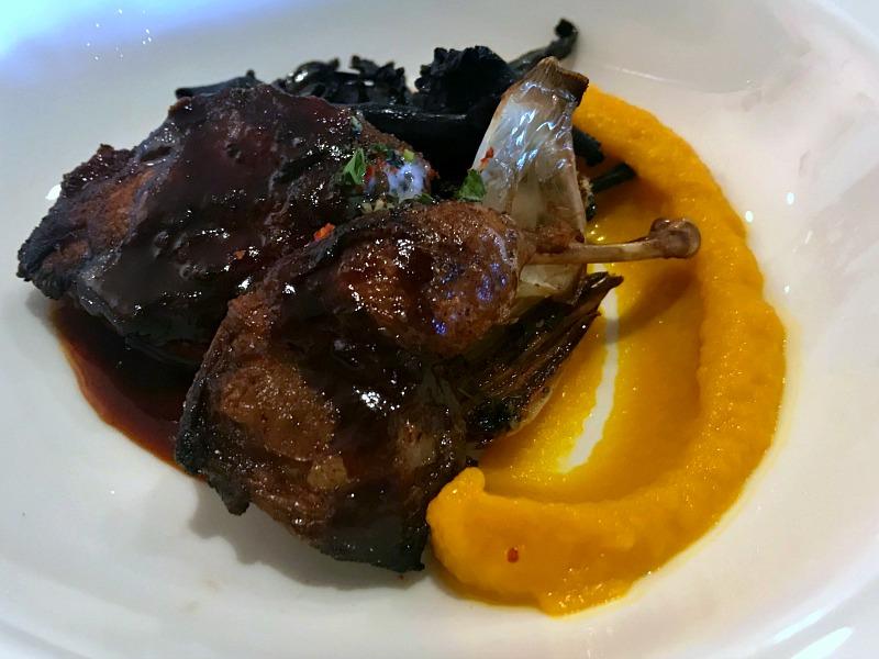 Ludivine Tasting Menu half price - quail