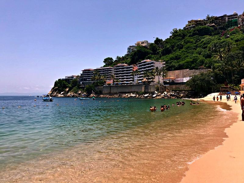 Mismaloya beach