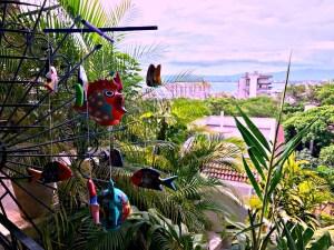 condo terrace view