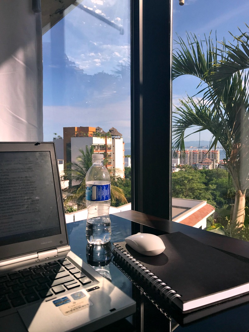 remote work in Mexico