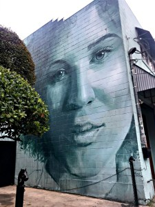 Frenchmen Street mural
