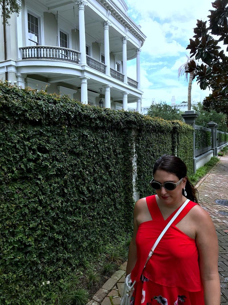 exploring New Orleans Garden District