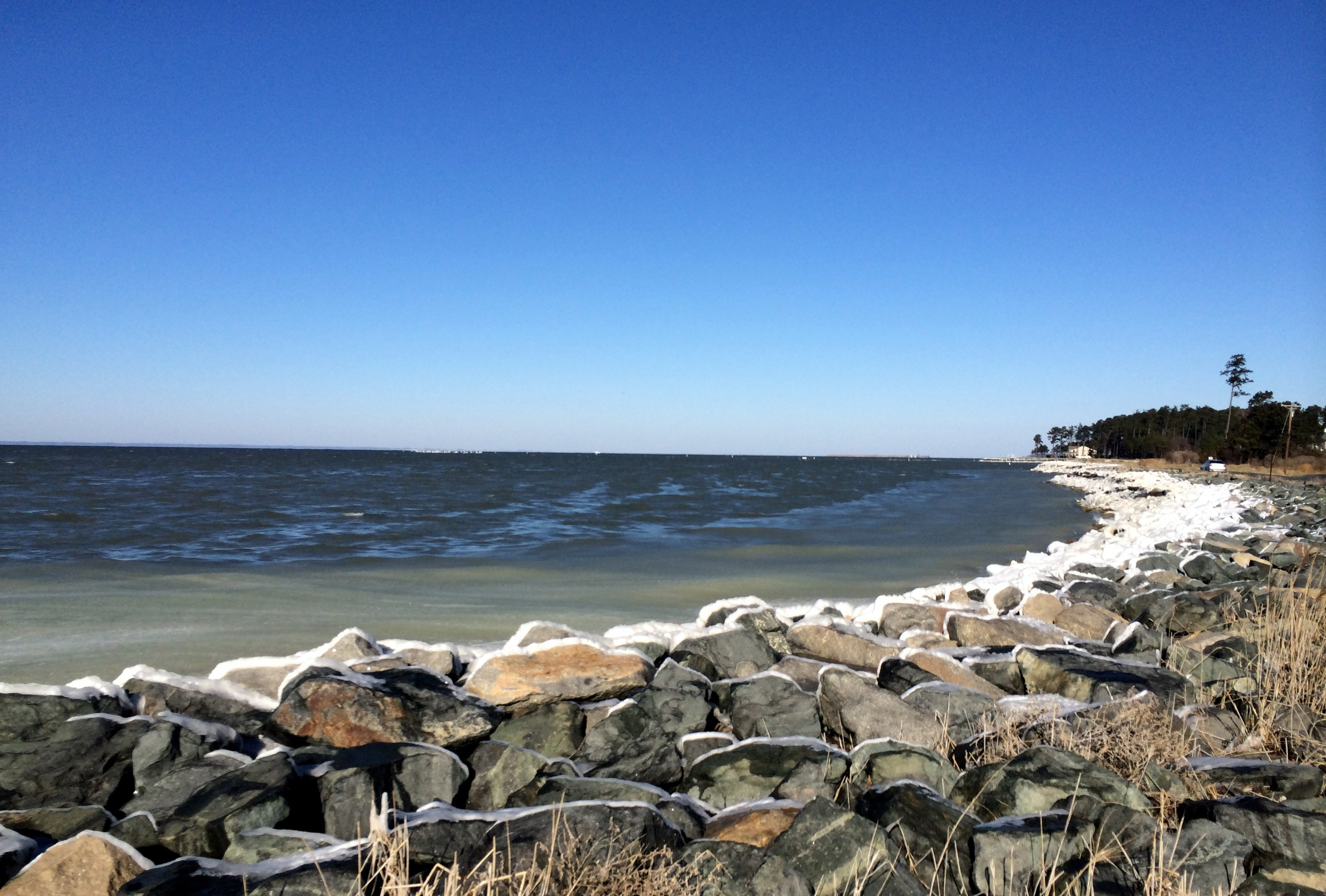 Tilghman Island off season