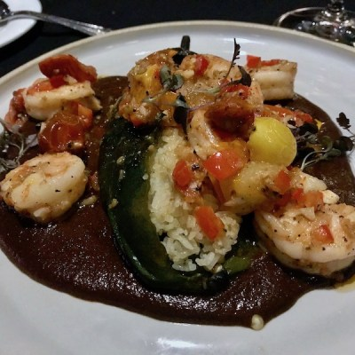Eating Around the World at Union Wood Fired Grill