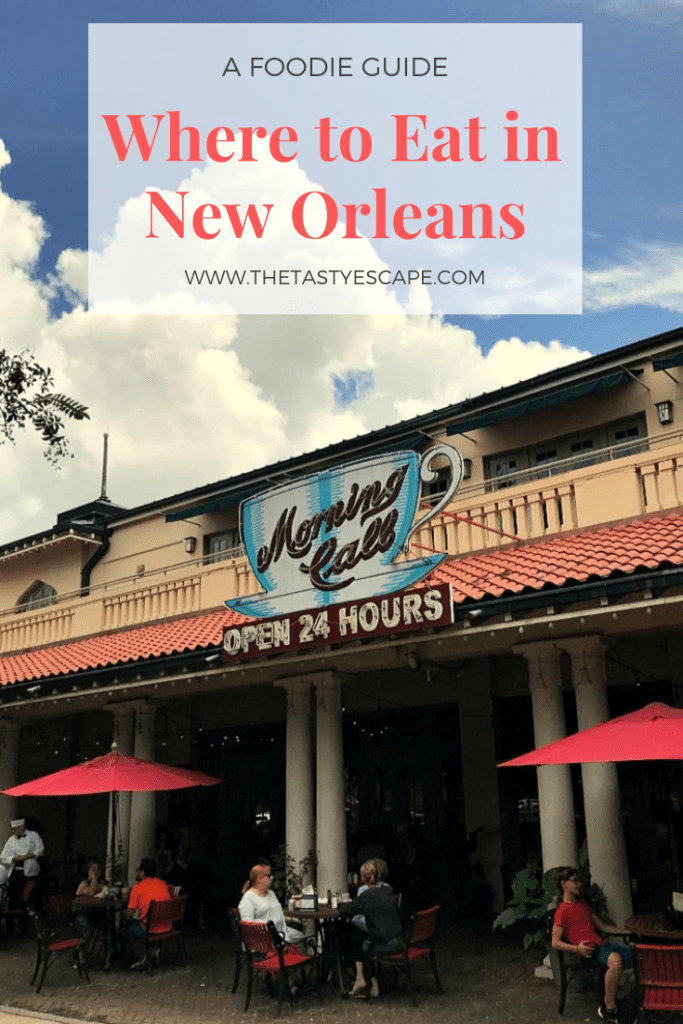 What to Eat in New Orleans