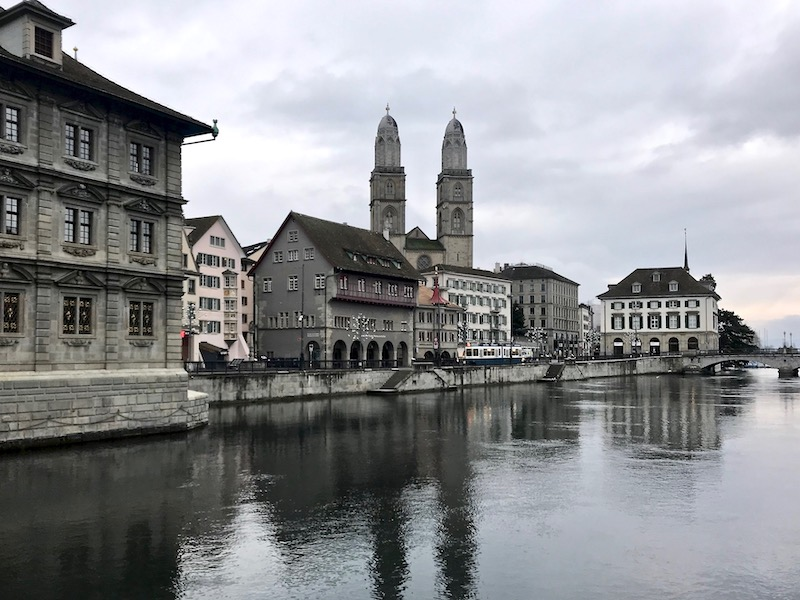 Limmat Views