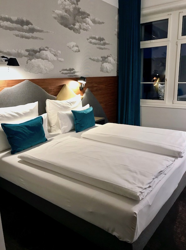 Motel One Hotel Room