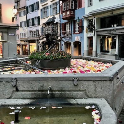A Delirious Introduction to Zurich