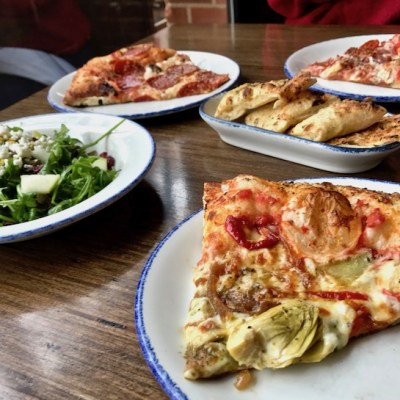 Truck to Table: The Hall's Pizza Kitchen