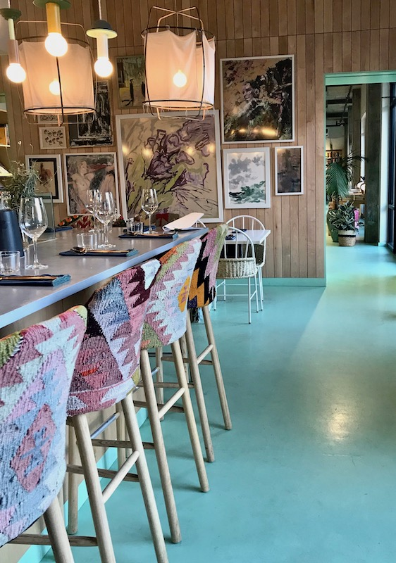 the kitchen at commonplace books
