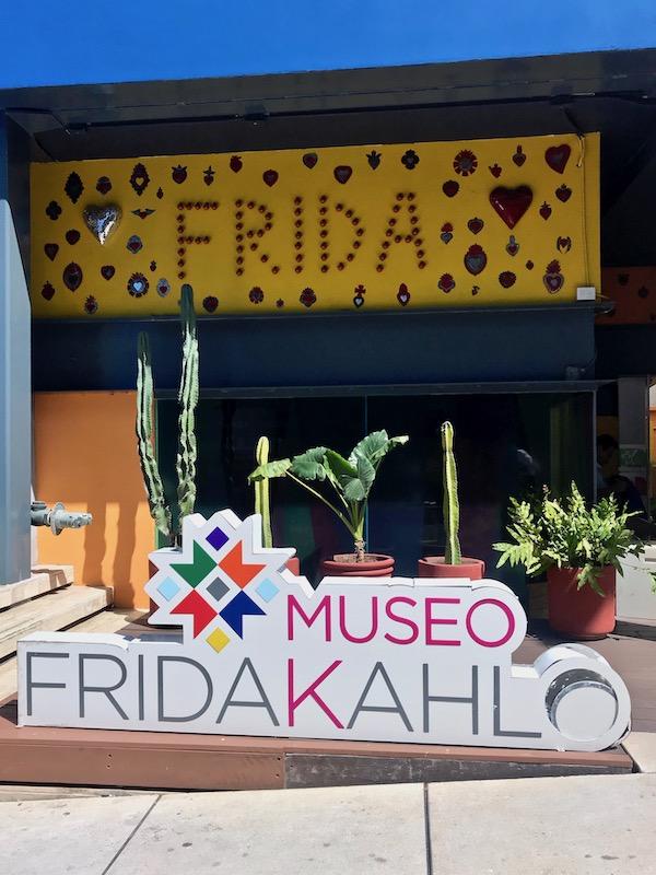 Frida Kahlo Museum Playa del Carmen