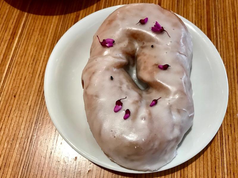 oklahoma redbud donut holey rollers