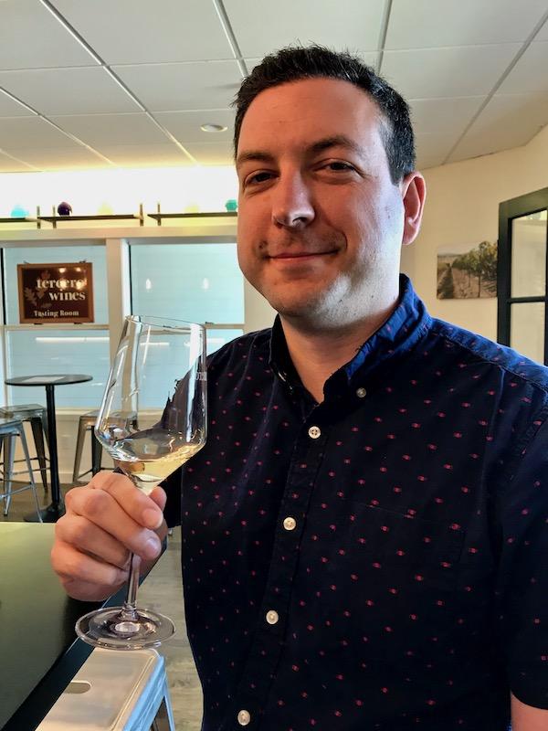 Tercero Wines tasting Los Olivos