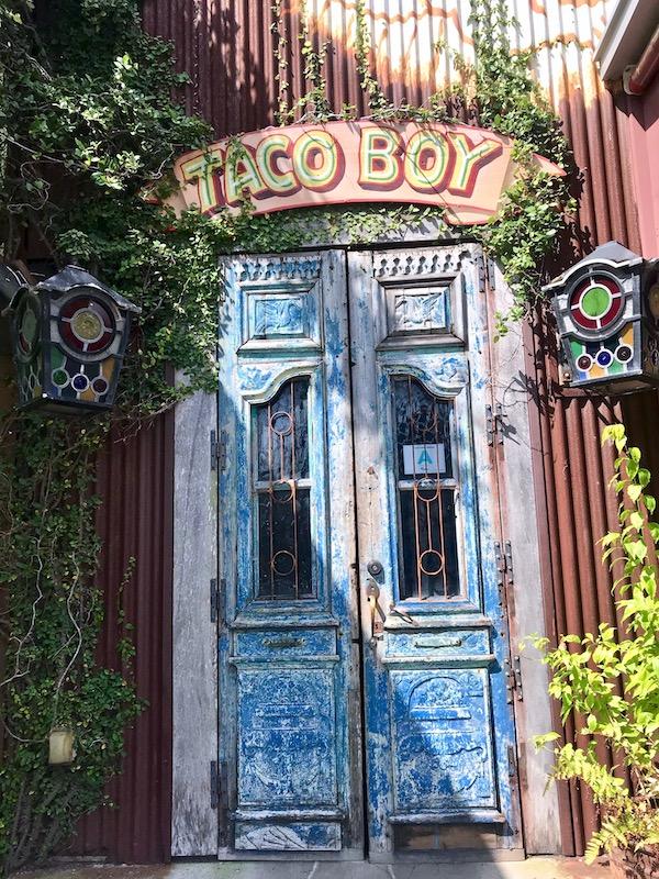 Taco Boy Folly Beach