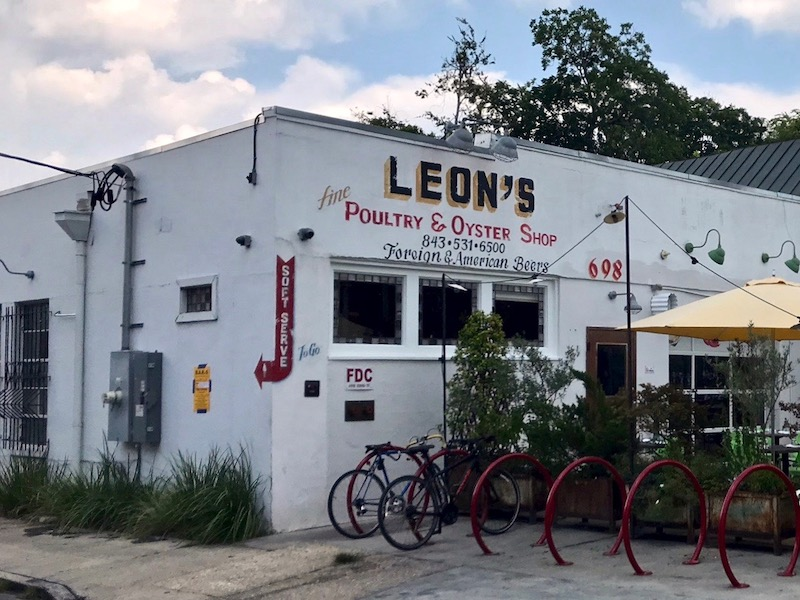 Leon's Poultry & Oyster Shop Charleston