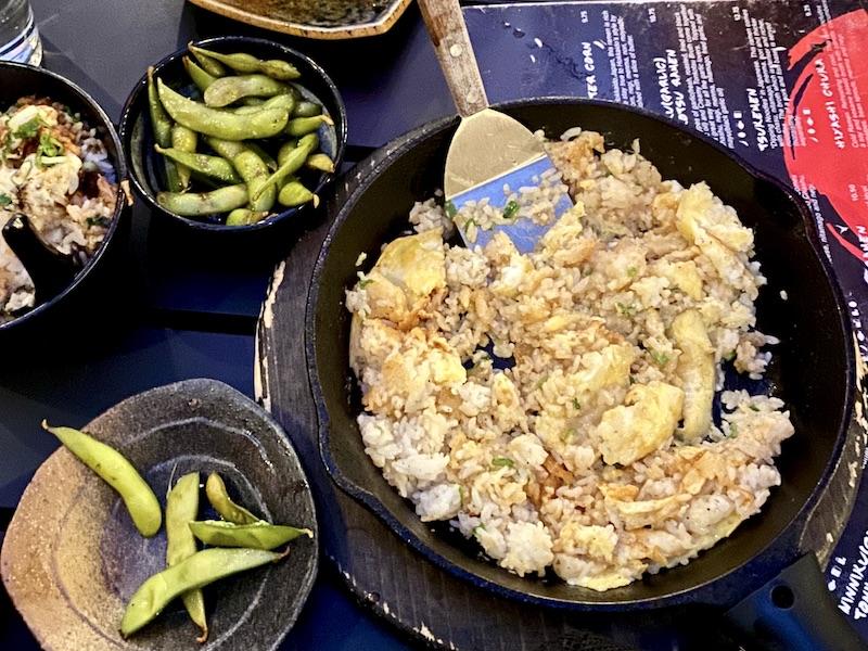 tamashii garlic fried rice