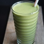 Minty Green Shamrock Shake Smoothie 2