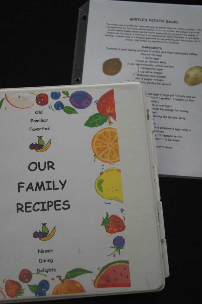 Th Recipe Book