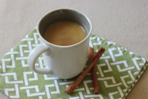 Pumpkin Spice Latte {Dairy-Free}