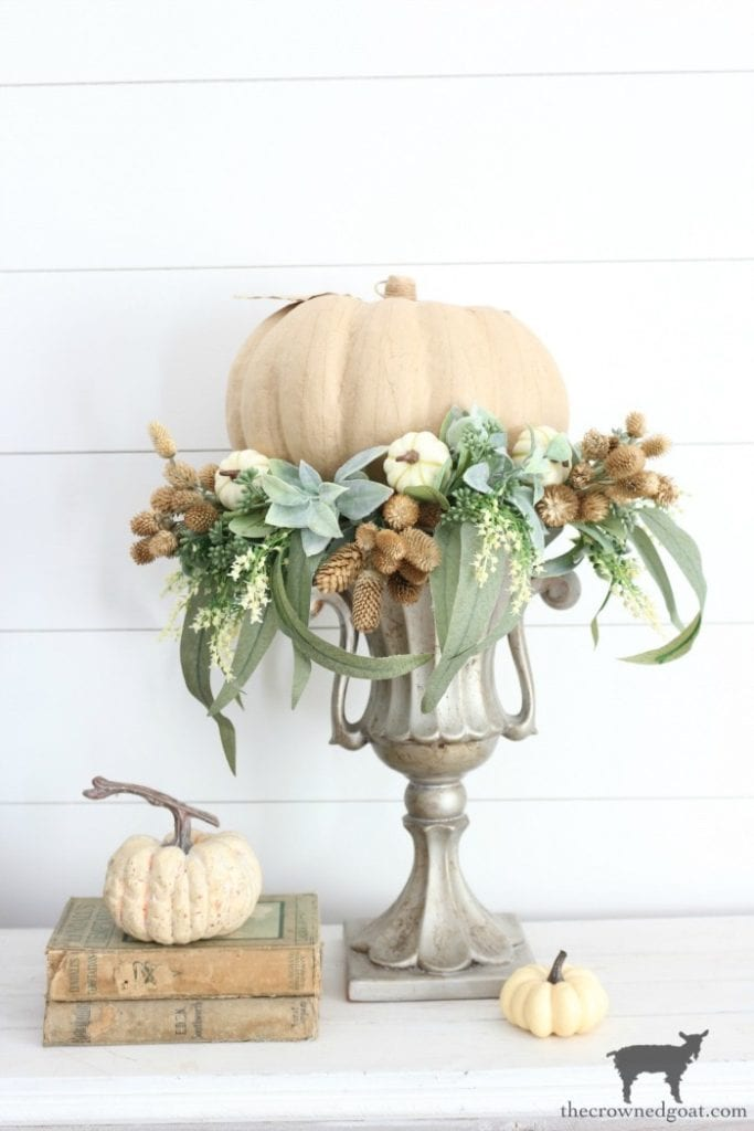 DIY-Fall-Centerpiece-The-Crowned-Goat-19-683x1024 Welcome Home Sunday From the Front Porch