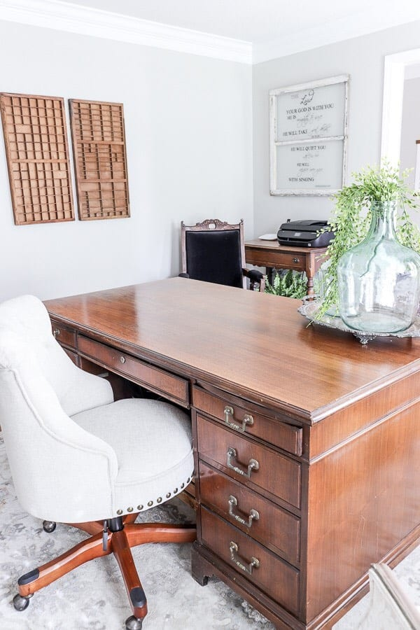 Welcome Home Sunday_ Home Office Inspiration Board