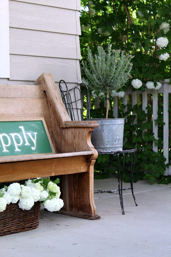 Summer Porch ideas that anyone can do!