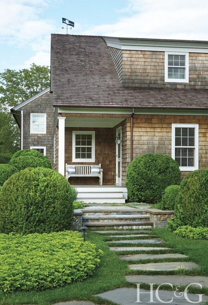A historic East Hampton home tour.
