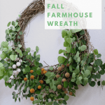 Large Diy Fall Farmhouse Wreath The Tattered Pew