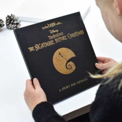 Personalised The Nightmare Before Christmas