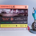 Halloween Books Competition