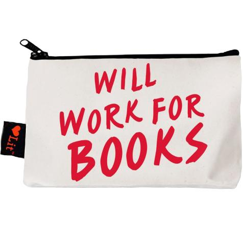 Will work for books pouch